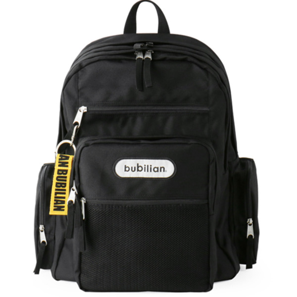 [버빌리안] Bubilian 5D HEAT backpack_BLACK