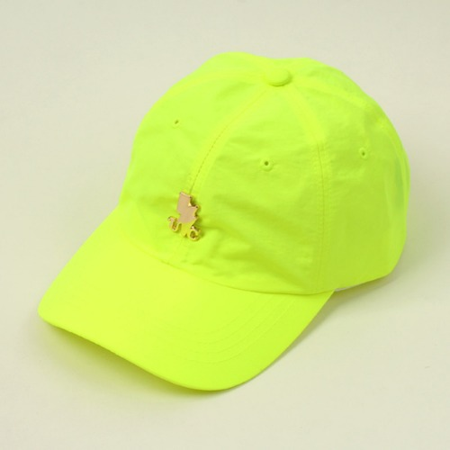 [유니버셜케미스트리] Thunder Nylon Yellow Ballcap