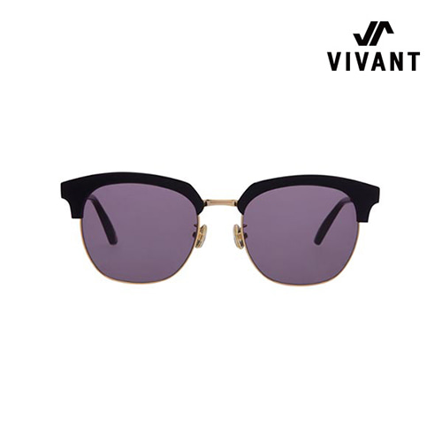 [Vivant X Scene Number For]SN0622 - BLACK(Smoke)