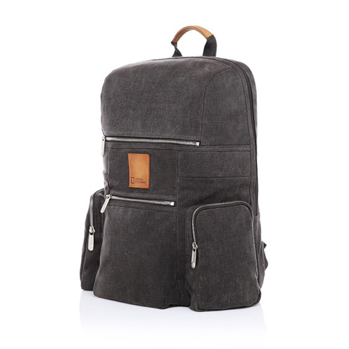 NG Day Pack S5402 - Charcoal Gray