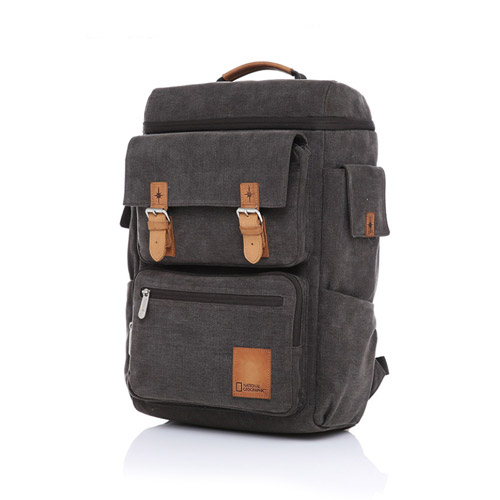 NG Day Pack S5404 - Charcoal Gray