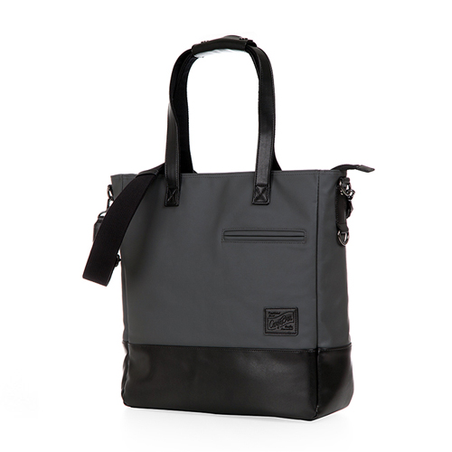 [카고브로스] MELKE Tote & Cross Bag - Gray