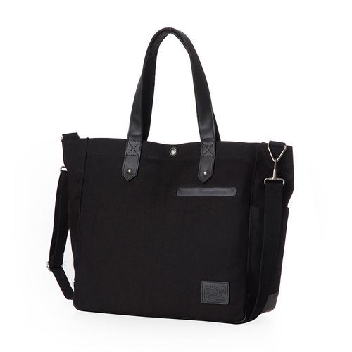 [카고브로스] Archive Bag - Black