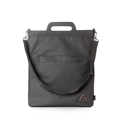 [카고브로스] WEEKENDER Tote Cross Bag - Gray