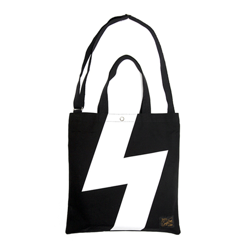 [카고브로스] Become tote cross - Black