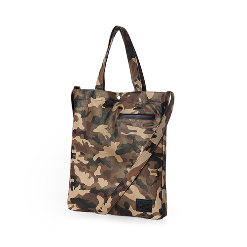 [카고브로스] Camo collection PLAN tote & cross - Camo