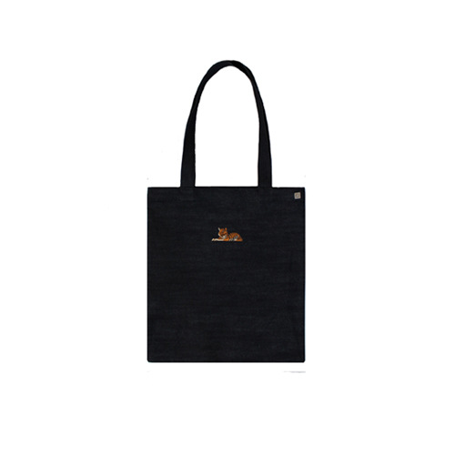 tiger cotton bag