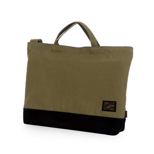 [카고브로스] CB06 2Way Cross bag-Khaki