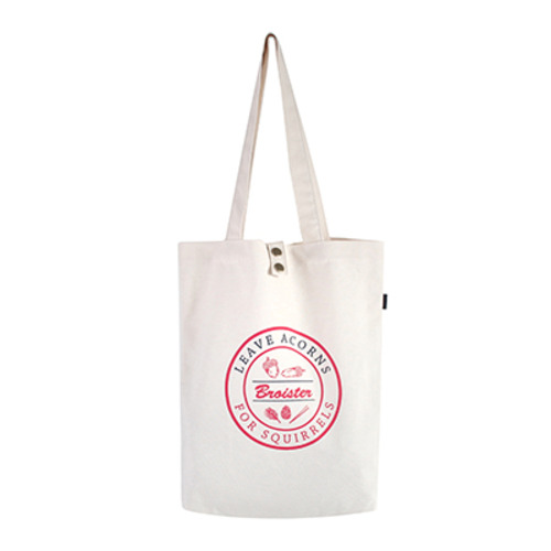 [브로이스터] LAFS CANVAS TOTE BAG-ECRU