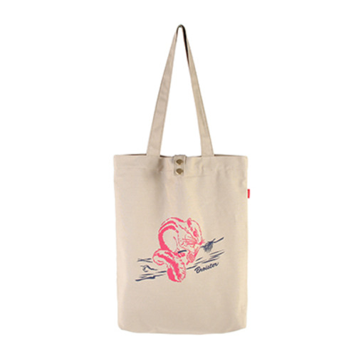 [브로이스터] LAFS CANVAS TOTE BAG-BEIGE