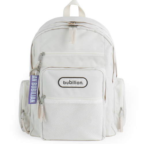 [버빌리안] Bubilian 5D HEAT backpack_CREAM