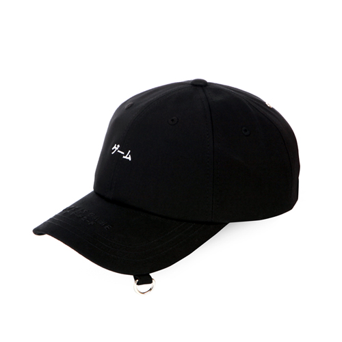 [아케이드코드] GAME2 BALLCAP-Black