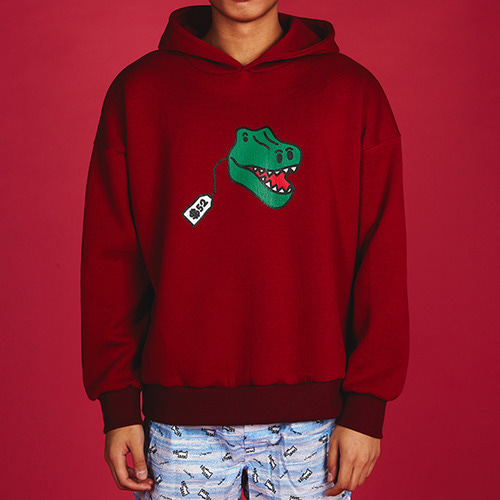 [MINU]Dino Toy hoody[3color]
