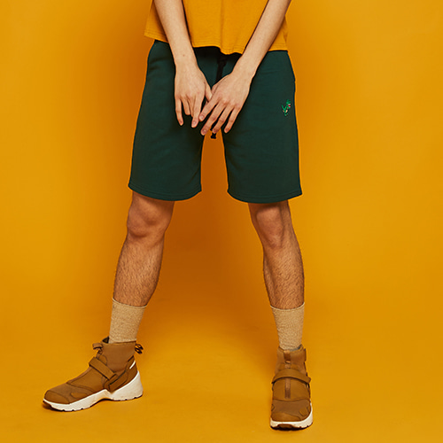 [MINU] Dino short pants[Green]