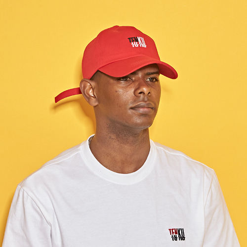 [TENKU] BALLCAP ORIGINAL LOGO (RED)