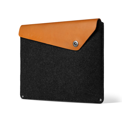 "[무쪼] Sleeve for 13"" Macbook Pro - Tan"