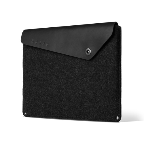"[무쪼] Sleeve for 13"" Macbook Pro - Black"