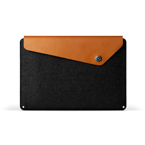 "[무쪼] Sleeve for 15"" Macbook Pro - Tan"