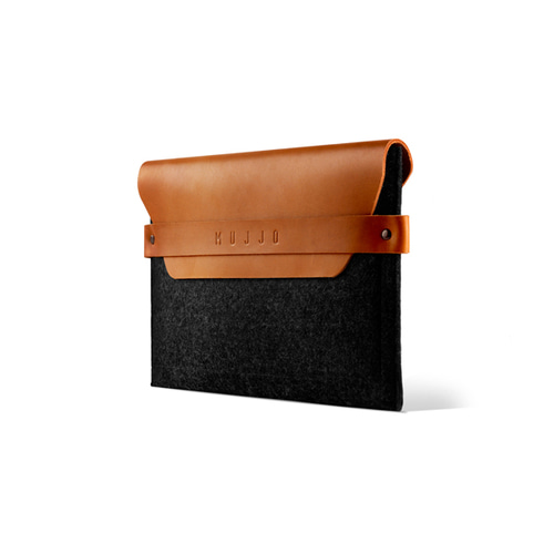 [무쪼] iPad mini Envelope Sleeve - Tan