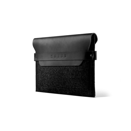 [무쪼] iPad mini Envelope Sleeve - Black