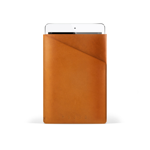 [무쪼] Slim Fit iPad mini Sleeve - Tan