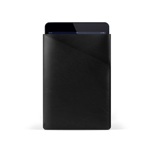 [무쪼] Slim Fit iPad Air Sleeve - Black