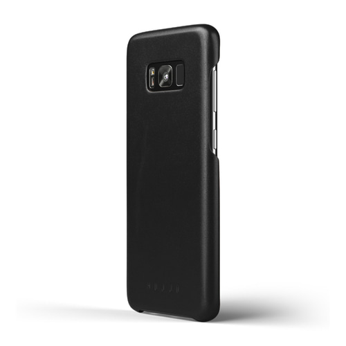 [무쪼] Leather Case for Galaxy S8 Plus Black