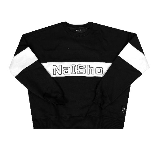 NAISHO black & white color matching mantoman