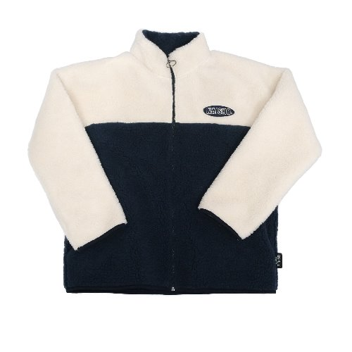 NAISHO WOOL FLEECE ZIP UP