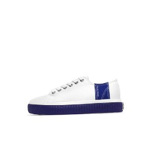 Silhouette Lo White / Royal Blue