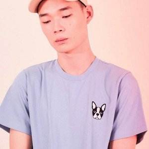 [보테블랑] BOTE T-SHIRT / (SKY-BLUE)