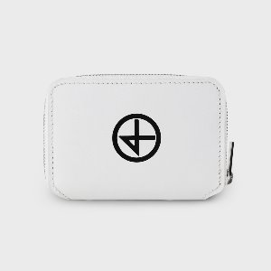 [논논] MULTI WALLET_WHITE