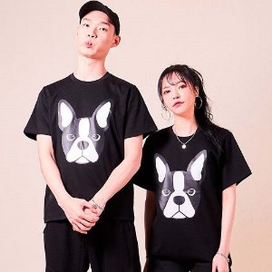 [보테블랑] BOTE T-SHIRT / (BLACK)