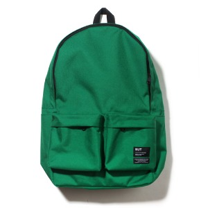 19AW 2PK NYLON BACKPACK-GREEN