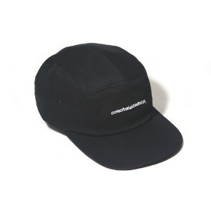 [벗딥] N CORE CAMP CAP-BLACK