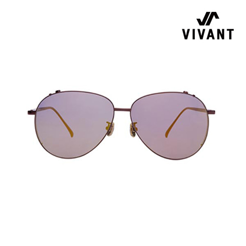 [Vivant X Scene Number For]SN0101 - BROWN(Half Brown Mirror)