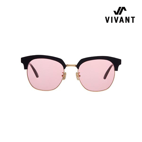 [Vivant X Scene Number For]SN0622 - BLACK(Red Tint)