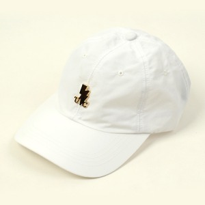 [유니버셜케미스트리] Thunder Nylon White Ballcap