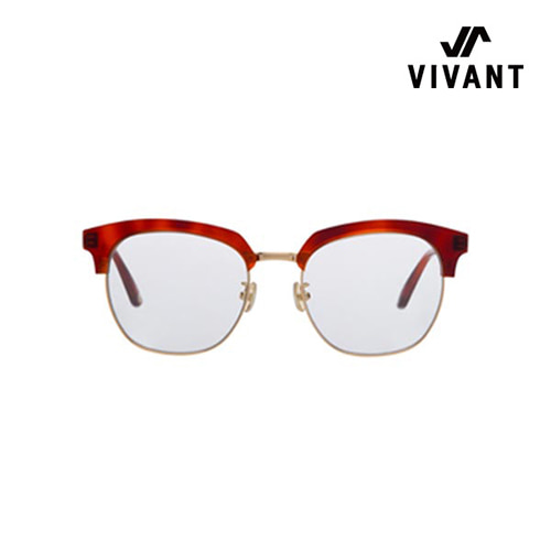 [Vivant X Scene Number For]SN0622 - BROWN LEOPARD(Green Tint)