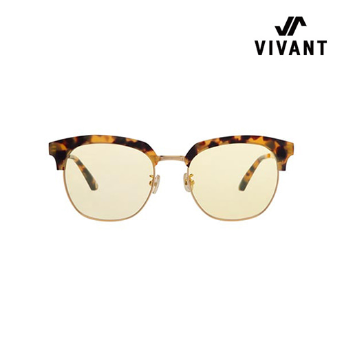 [Vivant X Scene Number For]SN0622 - YELLOW LEOPARD(Yellow Tint)