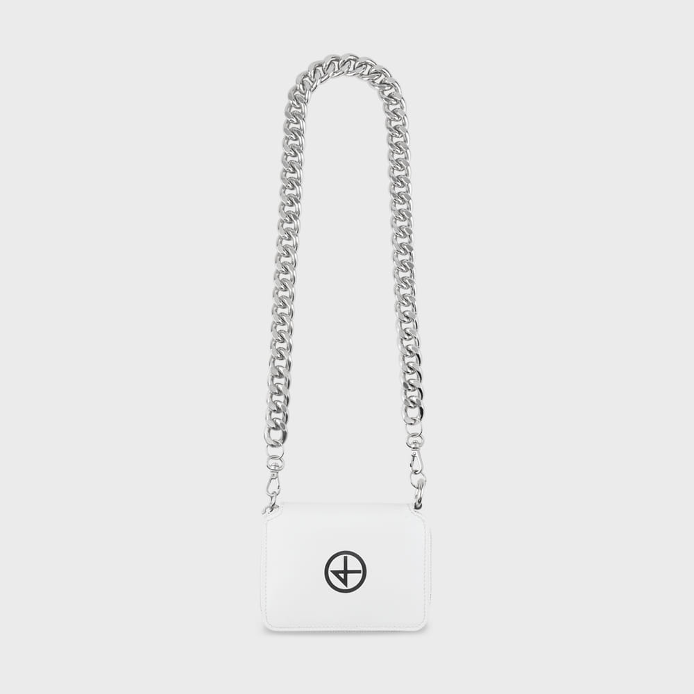 [논논] MULTI WALLETBAG_WHITE