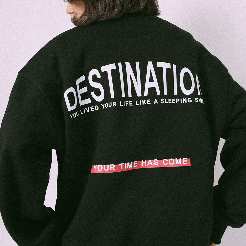 [그래미누스] GRM #021 DESTINATION MTM / BLACK